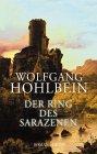 Buch-Cover, Wolfgang Hohlbein: Der Ring des Sarazenen