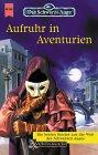 Buch-Cover, Sarah Nick: Aufruhr in Aventurien