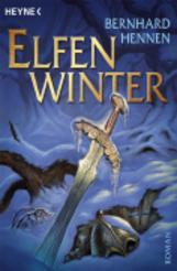 Buch-Cover, Bernhard Hennen: Elfenwinter