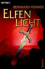 Buch-Cover, Bernhard Hennen: Elfenlicht