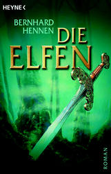 Buch-Cover, Bernhard Hennen: Die Elfen