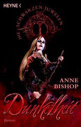 Buch-Cover, Anne Bishop: Dunkelheit