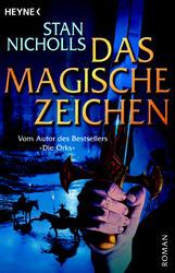 Buch-Cover, Stan Nicholls: Das Magische Zeichen