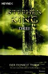 Buch-Cover, Stephen King: Drei