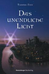 Buch-Cover, Thomas Finn: Das Unendliche Licht
