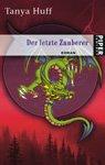 Buch-Cover, Tanya Huff: Der letzte Zauberer