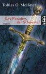 Buch-Cover, Tobias O. Meißner: Das Paradies der Schwerter