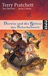 Buch-Cover, Jack Cohen: Darwin und die Götter der Scheibenwelt