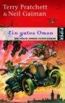 Buch-Cover, Neil Gaiman: Ein gutes Omen
