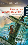 Buch-Cover, Garry Kilworth: Entert den Windjammer!