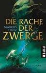 Buch-Cover, Markus Heitz: Die Rache der Zwerge
