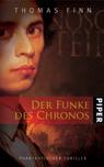Buch-Cover, Thomas Finn: Der Funke des Chronos