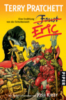 Buch-Cover, Terry Pratchett: Eric