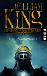 Buch-Cover, William King: Der Dämonengott