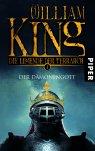 Buch-Cover, William King: Der Dämonengott