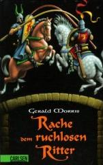 Buch-Cover, Gerald Morris: Rache dem ruchlosen Ritter