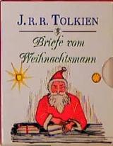 Buch-Cover, John Ronald Reuel Tolkien: Die Briefe vom Weihnachtsmann