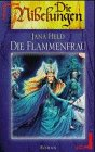 Buch-Cover, Jana Held: Die Flammenfrau