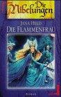 Buch-Cover, Jana Held: Die Flammenfrau