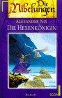 Buch-Cover, Alexander Nix: Die Hexenkönigin