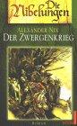 Buch-Cover, Alexander Nix: Der Zwergenkrieg