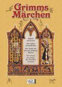 Buch-Cover, Wilhelm Grimm: Grimms Märchen (Comic)