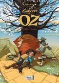 Buch-Cover, Frank L. Baum: Der Zauberer von OZ (Comic-Adaption)