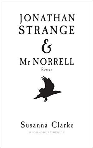 Buch-Cover, Susanna Clarke: Jonathan Strange & Mr. Norrell