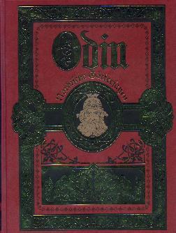 Buch-Cover, Agnes Kayser-Langerhannß: Odin - Nordische Göttersagen