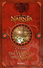 Buch-Cover, C.S. Lewis: Das Wunder von Narnia