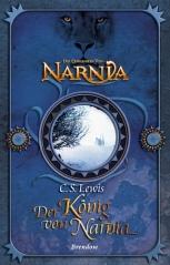 Buch-Cover, C.S. Lewis: Der König von Narnia