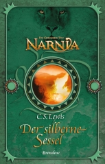 Buch-Cover, C.S. Lewis: Der Silberne Sessel