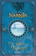 Buch-Cover, C.S. Lewis: Der Letzte Kampf