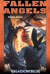Buch-Cover, Stephen Kenson: Fallen Angels