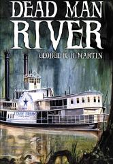 Buch-Cover, George R.R. Martin: Dead Man River