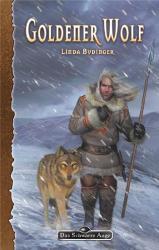 Buch-Cover, Linda Budinger: Goldener Wolf