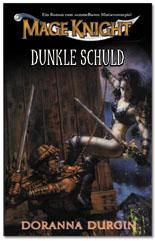Buch-Cover, Doranna Durgin: Dunkle Schuld