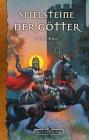 Buch-Cover, Heike Wolf: Spielsteine der Götter
