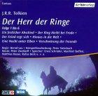 Buch-Cover, John Ronald Reuel Tolkien: Der Herr der Ringe (Hörspiel-CD)