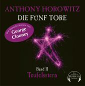 Buch-Cover, Anthony Horowitz: Teufelsstern