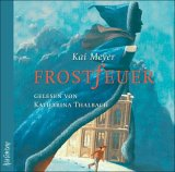Buch-Cover, Kai Meyer: Frostfeuer