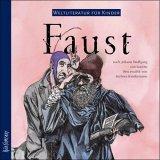 Buch-Cover, Barbara Kindermann: Faust (Weltliteratur für Kinder)
