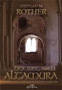 Buch-Cover, Stephan M. Rother: Der Weg nach Altamura