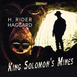 Buch-Cover, Henry Rider Haggard: König Salomons Schatzkammer