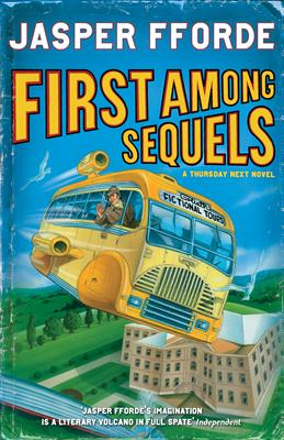 Buch-Cover, Jasper Fforde: First Among Sequels