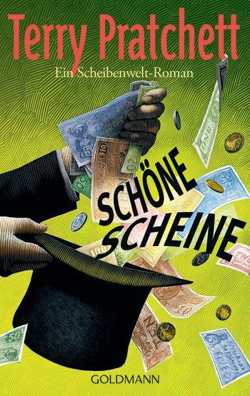 Buch-Cover, Terry Pratchett: Schöne Scheine