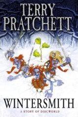 Buch-Cover, Terry Pratchett: Der Winterschmied