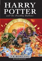 Buch-Cover, Joanne Kathleen Rowling: Harry Potter und die Heiligtümer des Todes