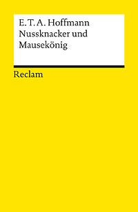 Buch-Cover, E.T.A. Hoffmann: Nussknacker und Mausekönig