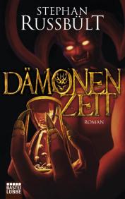 Buch-Cover, Stephan Russbült: Dämonenzeit